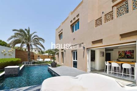 فیلا 4 غرف نوم للبيع في المرابع العربية، دبي - Stunning immaculate upgraded and extended villa.