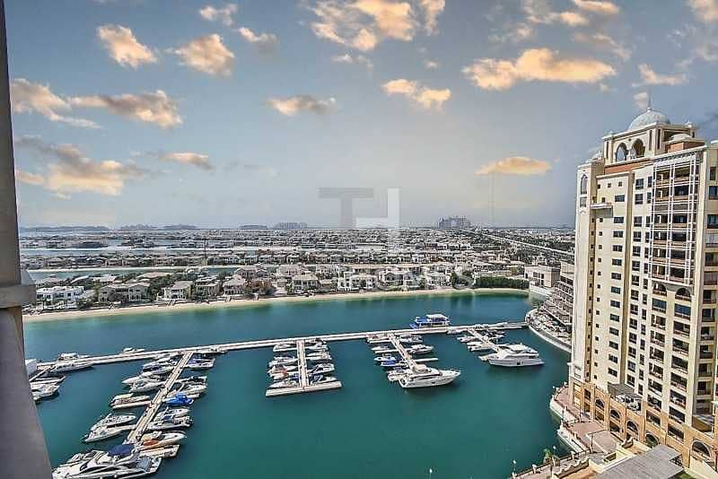 Exclusive | Full Marina Views | Immaculate