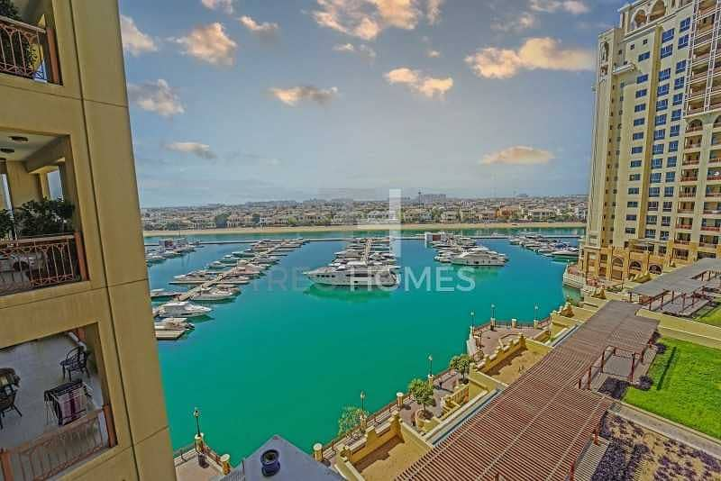 14 Exclusive | Full Marina Views | Immaculate