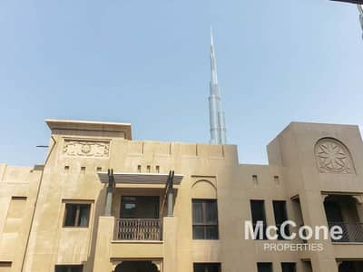 2 Bedroom Apartment for Sale in Old Town, Dubai - Burj Khalifa Views | Vacant | View Today