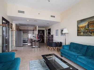 شقة 1 غرفة نوم للايجار في أبراج بحيرات الجميرا، دبي - Exclusive! | Free Chiller | Partial Lake Views