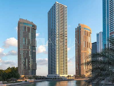 شقة 1 غرفة نوم للايجار في أبراج بحيرات الجميرا، دبي - Equipped Kitchen | Brand New Unit | Exclusive