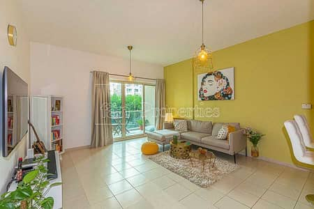 1 Bedroom Apartment for Sale in The Greens, Dubai - Al Ghozlan - Great condition - Spacious