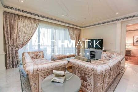 شقة 2 غرفة نوم للبيع في قرية التراث، دبي - Versace Furnished | Well Priced | Creek View