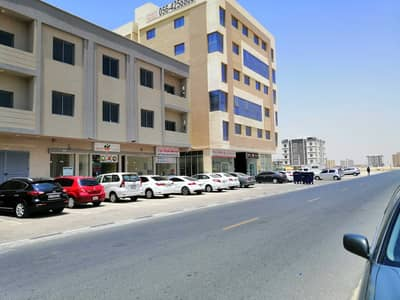 Plot for Sale in Al Jurf, Ajman - 9688 sqft g+8 permission commercial plot!! sikka corner!! close to the main road!!