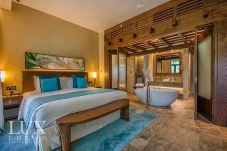 شقة فندقية 2 غرفة نوم للايجار في نخلة جميرا، دبي - Maids Room   All Bills Inc.   Beach Access