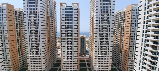 استوديو  للبيع في الصوان، عجمان - شقة في أبراج عجمان ون الصوان 200000 درهم - 5322236