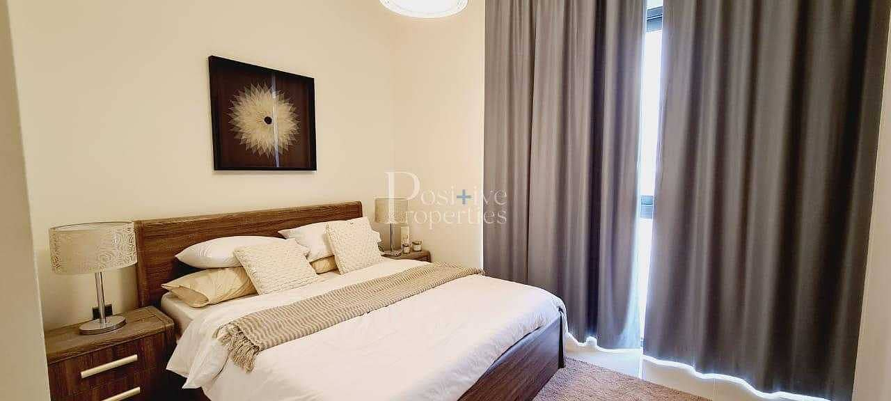 Furnished Brand new | 3 Bedroom + Maid