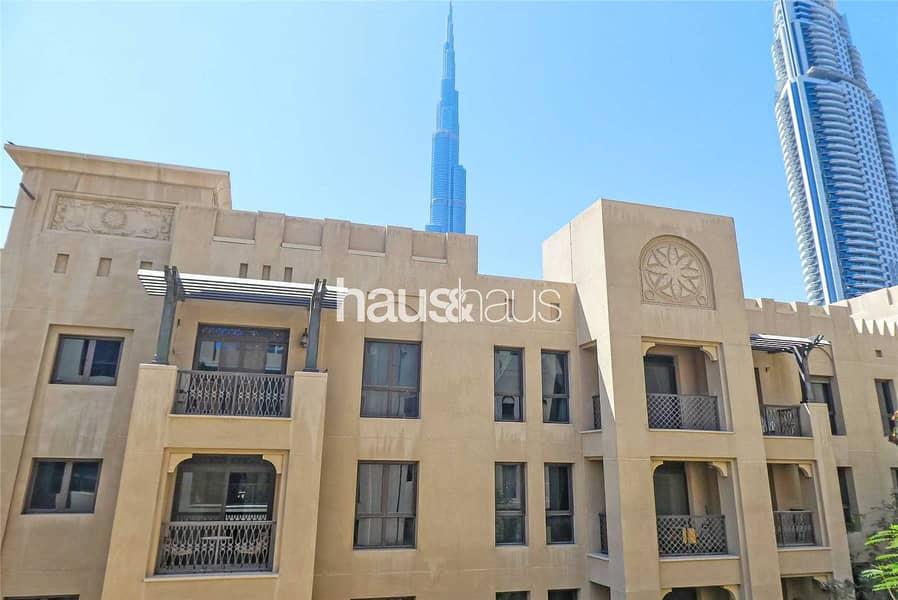 Vacant on Transfer | Burj Khalifa View | Study