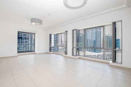 شقة 2 غرفة نوم للبيع في وسط مدينة دبي، دبي - Spacious 2BR | Rented | Priced to Sell