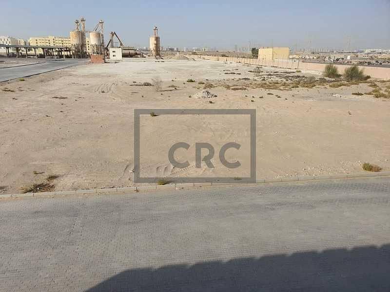 Near Al Asayal Rd | Vacant Land | Storage