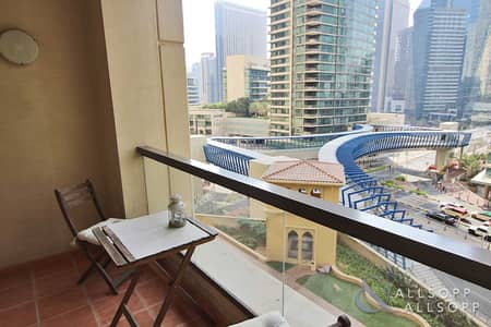 1 Bedroom Apartment for Rent in Jumeirah Beach Residence (JBR), Dubai - Well Maintained | 1-Bed | Fully Furnished