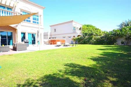 فیلا 2 غرفة نوم للبيع في مثلث قرية الجميرا (JVT)، دبي - Large Corner Villa | Park Facing |Multiple Options