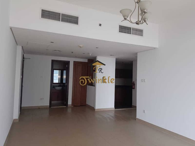 Spacious  1BR apartment available  Lakeside Residence. @ 45k