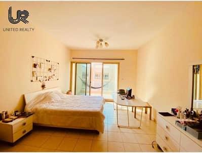 Studio for Sale in The Greens, Dubai - Spacious & Beautiful  Studio | Rented