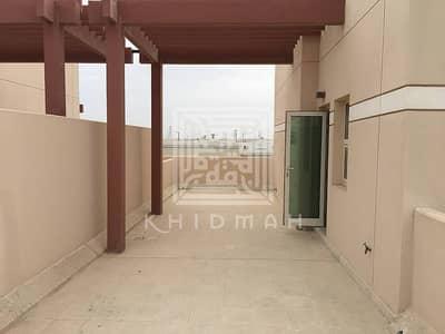 Studio for Sale in Al Ghadeer, Abu Dhabi - Studio Terrace Apartment in Al Ghadeer