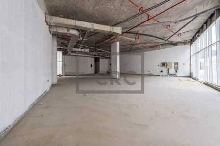 محل تجاري  للايجار في واحة دبي للسيليكون، دبي - 110KW Power |6 parkings|Shell & Core