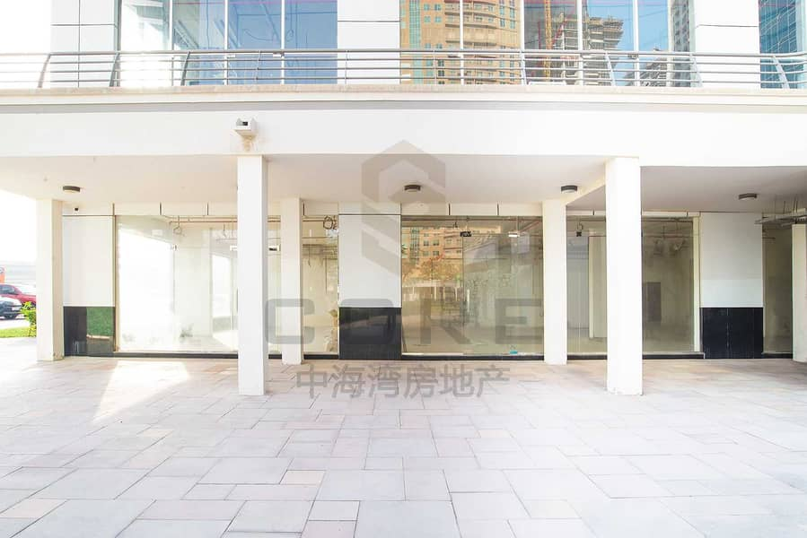 Vacant shell n core Retail Space up to 12 cheques