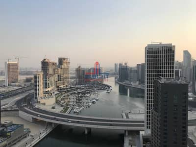 شقة 2 غرفة نوم للايجار في الخليج التجاري، دبي - 1 MONTH FREE| AL SHAFAR TOWER | CANAL VIEW