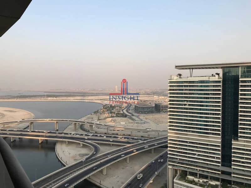 14 1 MONTH FREE| AL SHAFAR TOWER | CANAL VIEW