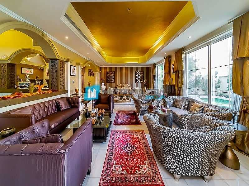 Furnished Villa   Luxurious interiors   Upgraded