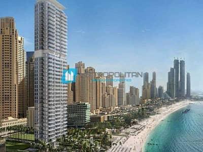 شقة 1 غرفة نوم للبيع في جميرا بيتش ريزيدنس، دبي - Genuine Listing   JBR Facing   Luxurious Apartment