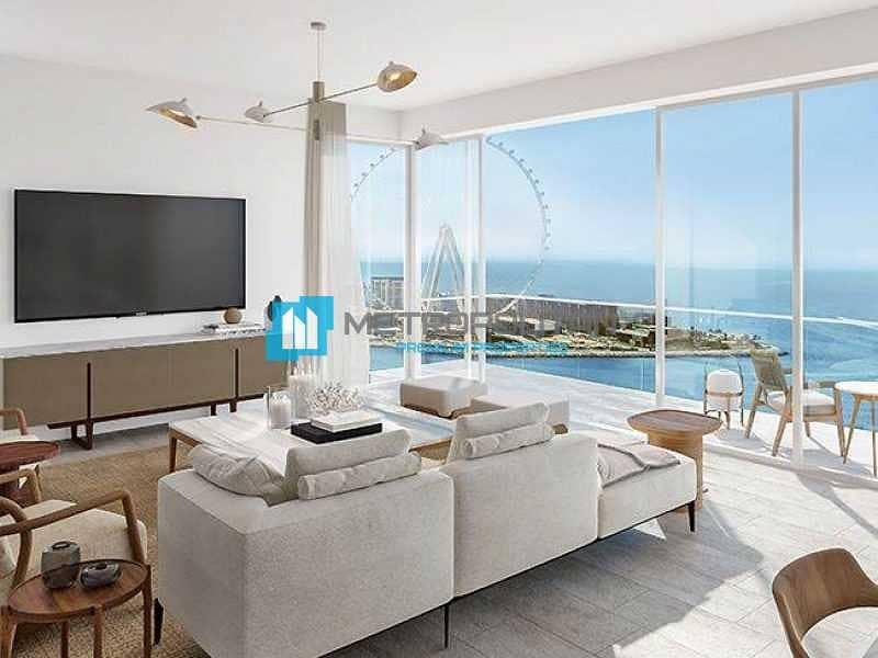 2 Genuine Listing   JBR Facing   Luxurious Apartment