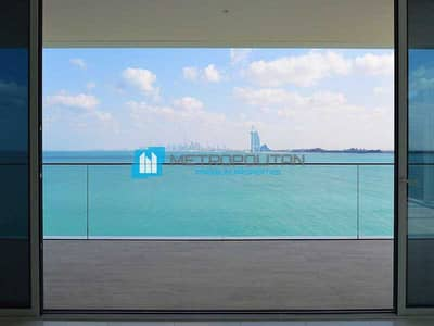 4 Bedroom Penthouse for Sale in Palm Jumeirah, Dubai - Burj Al Arab and Beach View   Super Luxury Unit