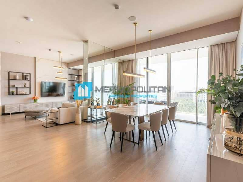 2 Burj Al Arab and Beach View   Super Luxury Unit