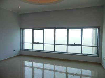 شقة 3 غرف نوم للبيع في كورنيش عجمان، عجمان - إطلالة كاملة على البحر 3 غرف نوم للبيع في برج كورنيش أفضل صفقة