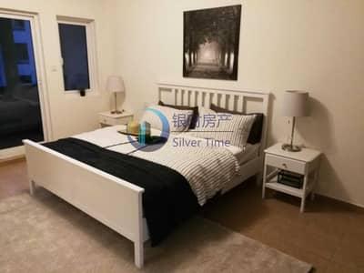 فلیٹ 3 غرف نوم للايجار في دبي فيستيفال سيتي، دبي - Fully Furnished    Genuine   Best Layout    Golf Course View