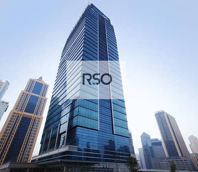 Fully furnished and serviced office space at Reef Tower JLT