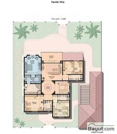 Family Villa 4 Bedroom 1st Floor