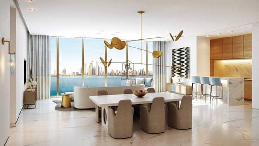 4 Bedroom Apartment for Sale in Palm Jumeirah, Dubai - Majestic beachfront living | Palm views
