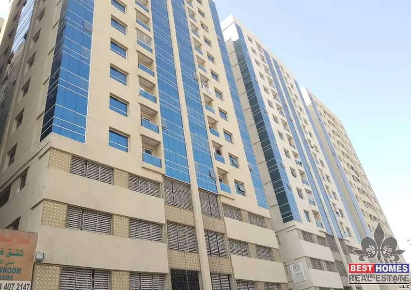 12 CHEQUE /// 1 Bedroom for rent in Almond Tower, Garden City