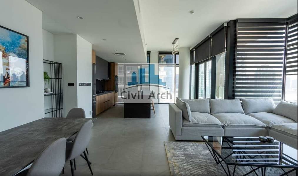 STUNNING DNTWN VIEWS+FULLY FURNIHSED -SUPREME QUALITY PH