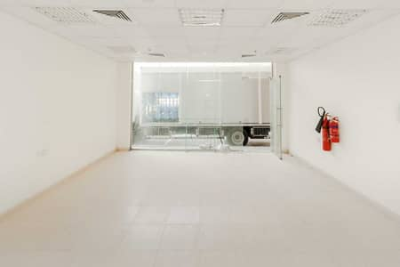 Shop for Rent in Al Majaz, Sharjah - 531 Sq. Ft. Shop with Pantry and Toilet   Sharjah