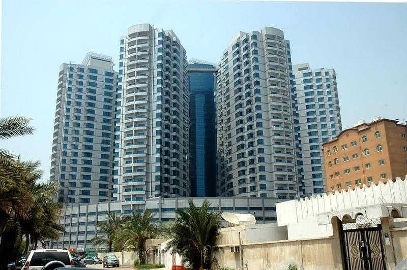 1 BHK FOR SALE IN FALCON TOWER CITY VIEW