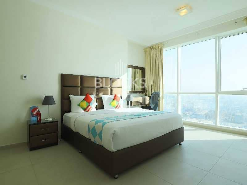 Sea View | 2BR Apartment + maid  | Al Bateen Tower