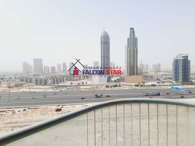 BEST RETURN OF INVESTMENT | BIGGEST SIZE 596 sq feet STUDIO WITH BALCONY