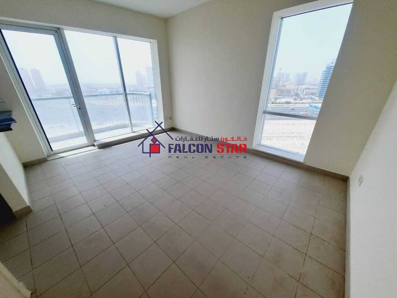 2 BEST RETURN OF INVESTMENT | BIGGEST SIZE 596 sq feet STUDIO WITH BALCONY