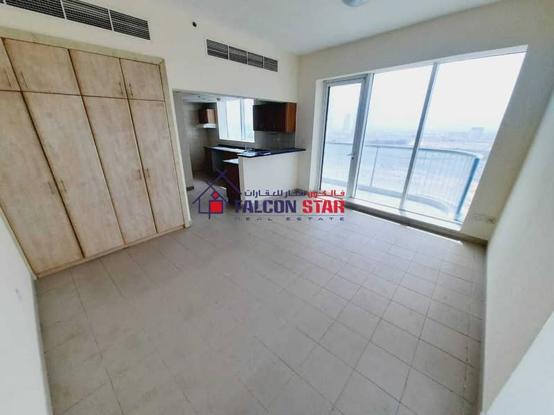 10 BEST RETURN OF INVESTMENT | BIGGEST SIZE 596 sq feet STUDIO WITH BALCONY