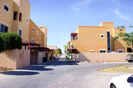 تاون هاوس 4 غرف نوم للبيع في حدائق الراحة، أبوظبي - Spectacular 4BR TH in Beautiful Area w Rent back