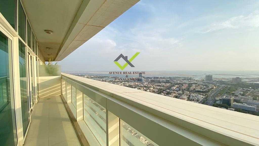 شقة في شارع الكورنيش 1 غرف 78000 درهم - 5324522