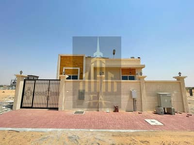 3 Bedroom Villa for Rent in Al Zahya, Ajman - GOOD DEAL BRAND NEW VILLA 3BAROOMS HALL AVAILBLE FOR RENT IN Al ZAHYA  AJMAN YEARLY RENT 50000/- AED YEARLY