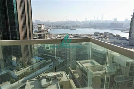 شقة 1 غرفة نوم للايجار في جزيرة الريم، أبوظبي - شقة في مارينا بلو مارينا سكوير جزيرة الريم 1 غرف 52999 درهم - 5319926