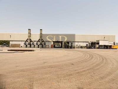 مصنع  للبيع في مجمع دبي الصناعي، دبي - Operational & Running Factory In DIC