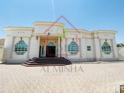 3 Bedroom Villa for Rent in Zakher, Al Ain - Ground Floor Private Entrance |Driver Room | Yard