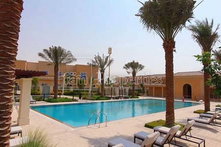 3 Bedroom Townhouse for Rent in Dubailand, Dubai - Gated community villa with full amenities