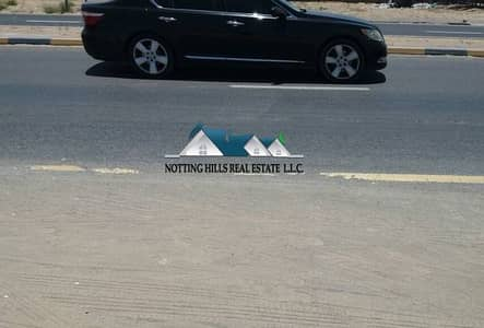 Plot for Sale in Al Mowaihat, Ajman - Residential + Commercial G+1 Land  for Sale in Al jMowaiyat 1